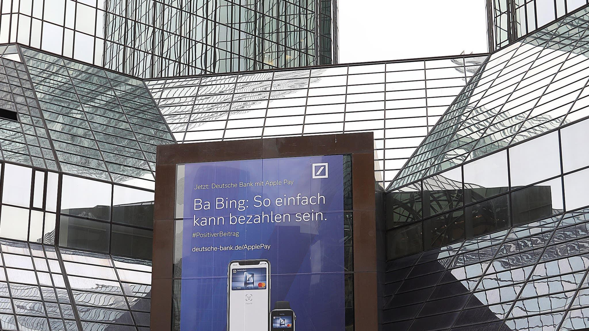 Deutsche Bank subpoenaed
