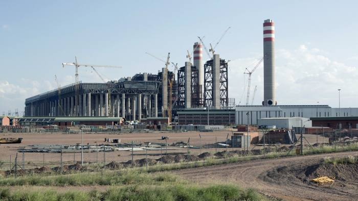 South Africa Presses Ahead With Over Budget Power Stations
