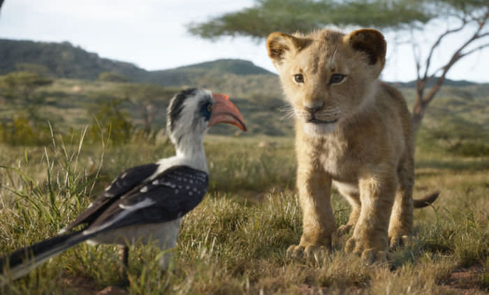 The Lion King — handsome and funny but also creepy and icky