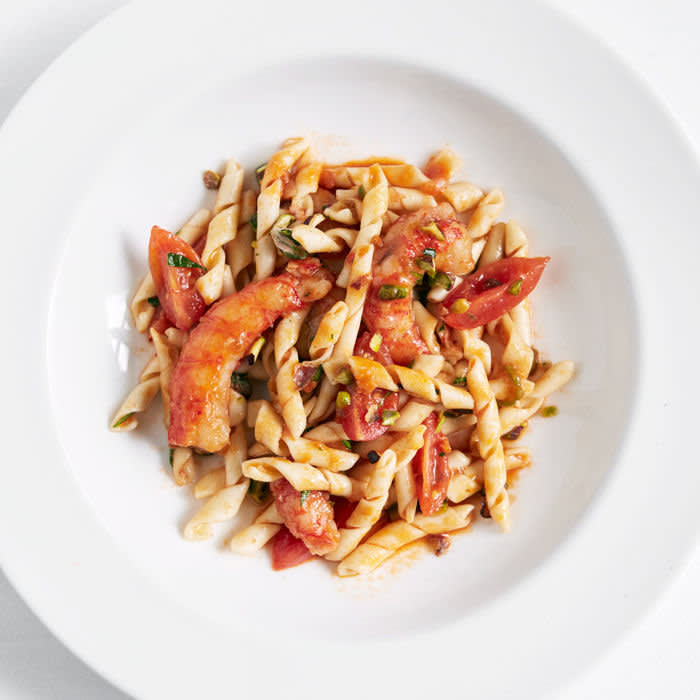 Top-notch pasta at Locanda Locatelli, where the cooking is exact and the faff as restrained as the restaurant's Michelin star will allow