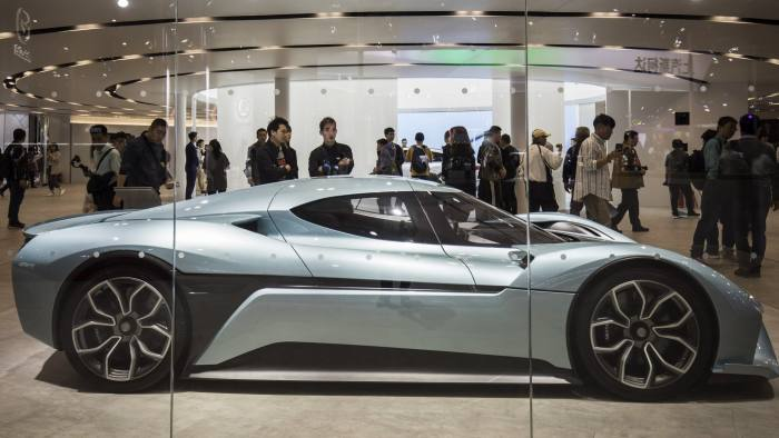 Bankruptcies And Slowdown Hang Over China S Electric Car Market Financial Times