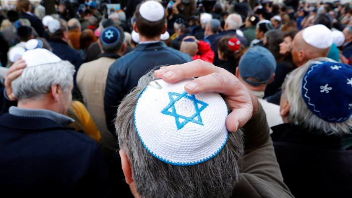 Germany plans database to tackle rising anti-Semitism | Financial ...