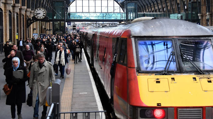 Trainline runs the booking systems for Virgin Trains, Greater Anglia, West Midlands Railway and others