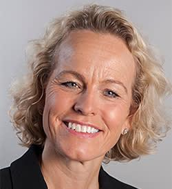 CARINE SMITH IHENACHO - CHIEF CORPORATE GOVERNANCE OFFICER- Norges Bank - Carine Smith Ihenacho was appointed Chief Corporate Governance Officer on 1 January 2018 - Press photo