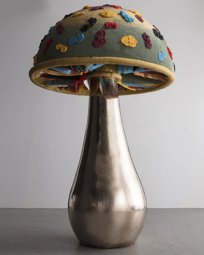 'Cream of Some Fungi' (2016) from the 'Afreaks' series by the Haas Brothers and the Haas Sisters, South Africa