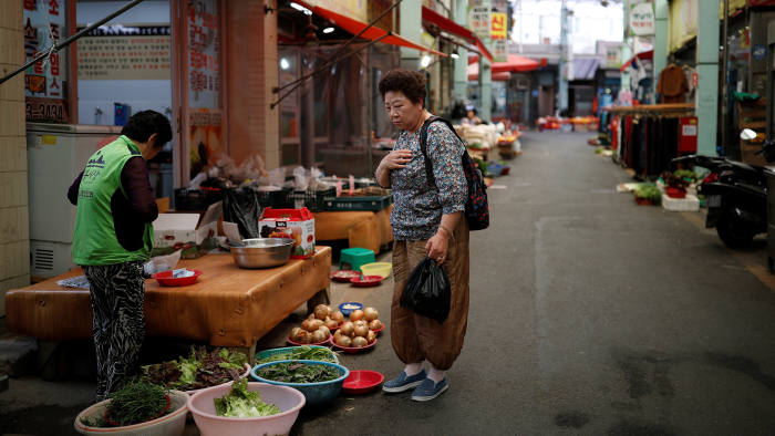 South Korea: the fear of China's shadow | Financial Times