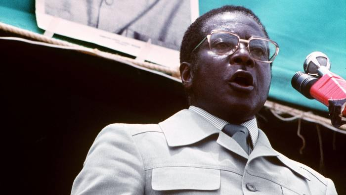 Mugabe's independence speech was one of conciliation and inclusion |  Financial Times