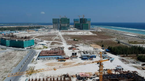 The Maldives counts the cost of its debts to China