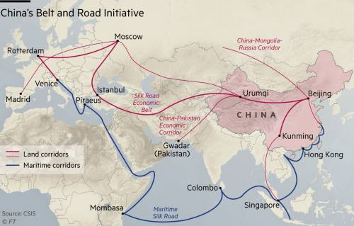 Pakistan revives Belt-and-Road projects under Chinese pressure | Financial  Times