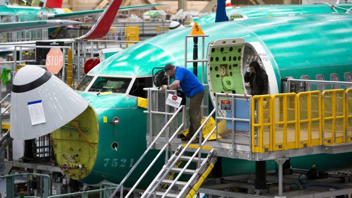 Boeing crisis puts aircraft leasing in the spotlight | Financial Times