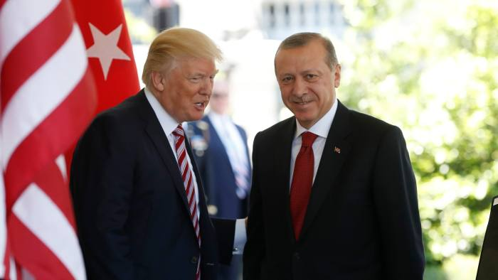 Us Cuts Turkish Steel Tariffs By Half To 25 Financial Times