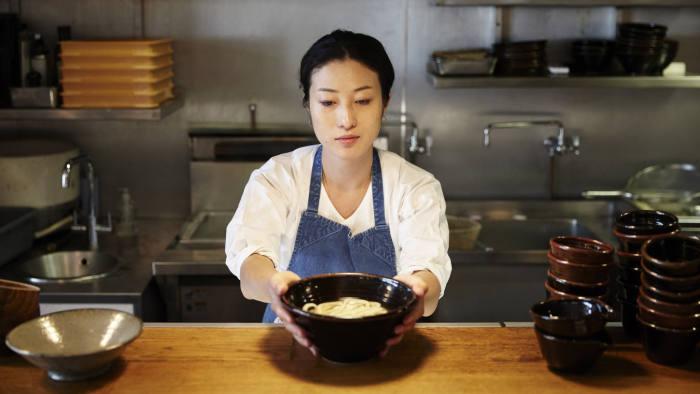 Chef Shuko Oda