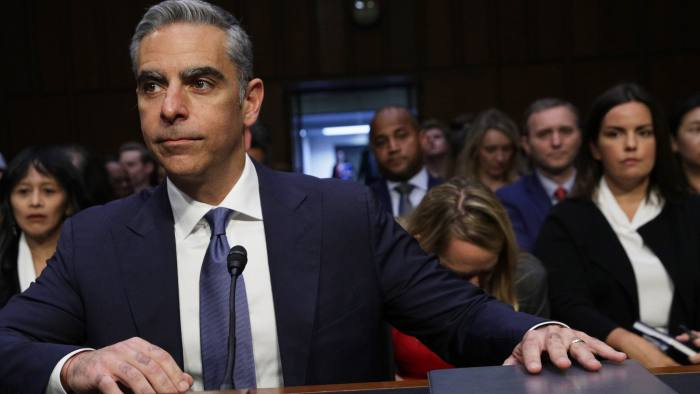 David Marcus, the Facebook executive steering the Libra project