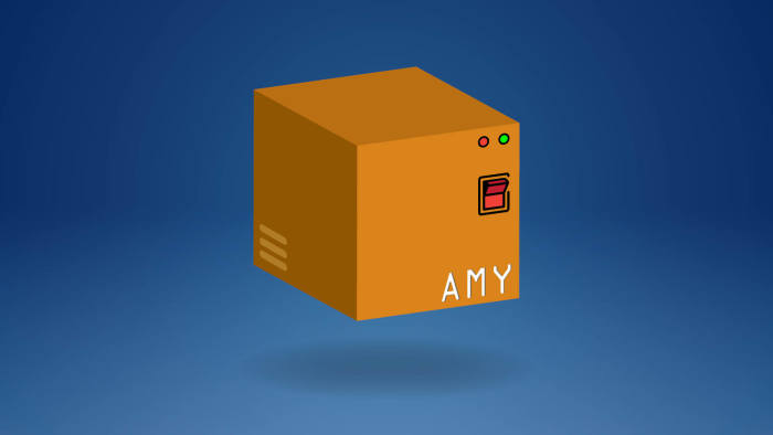 Amy the robot is no match for me | Financial Times