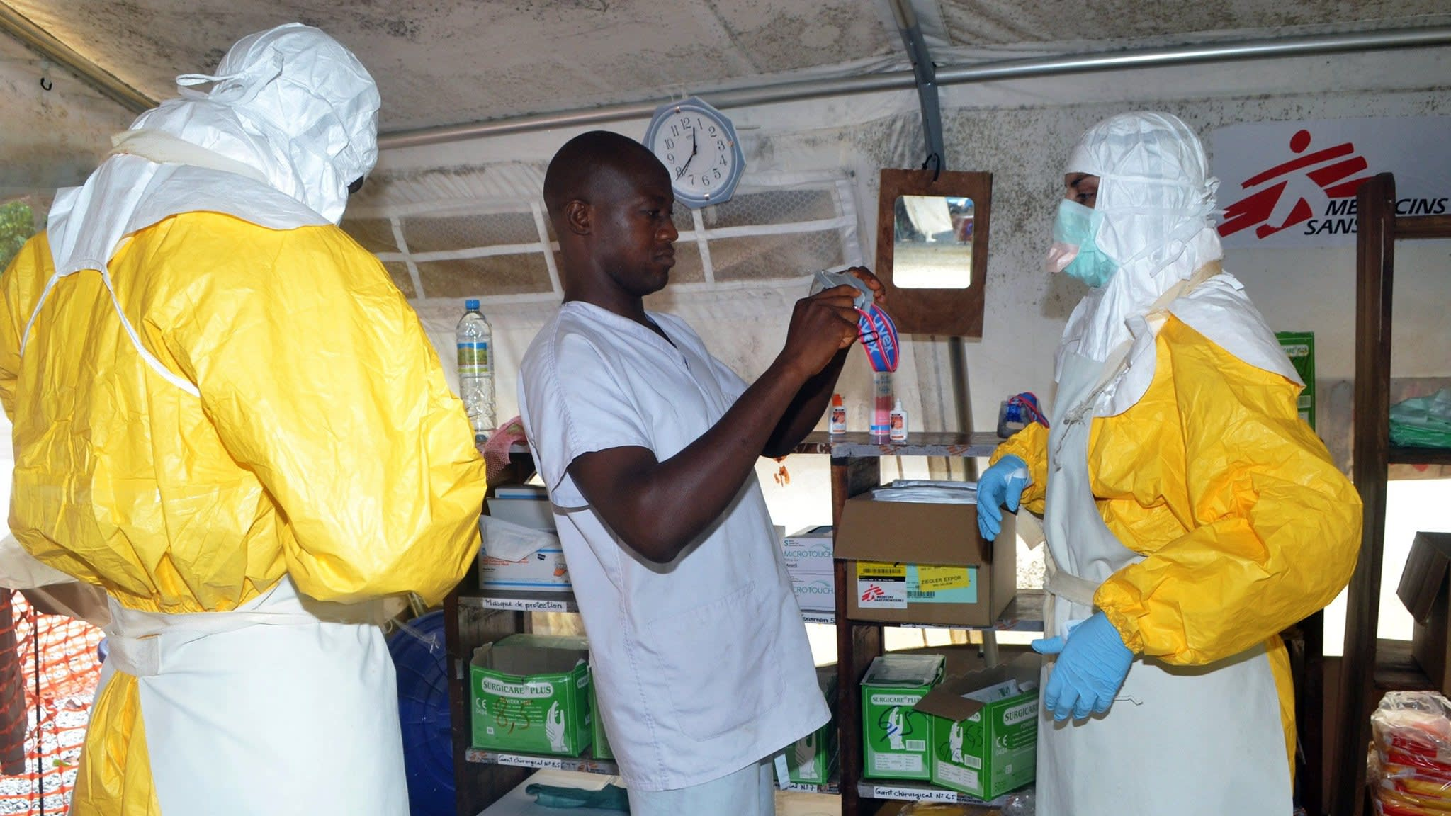 How the World Bank's 'pandemic bonds' resisted Ebola | Financial Times