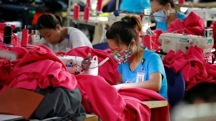 US-China trade war gives Vietnam a winning streak | Financial Times