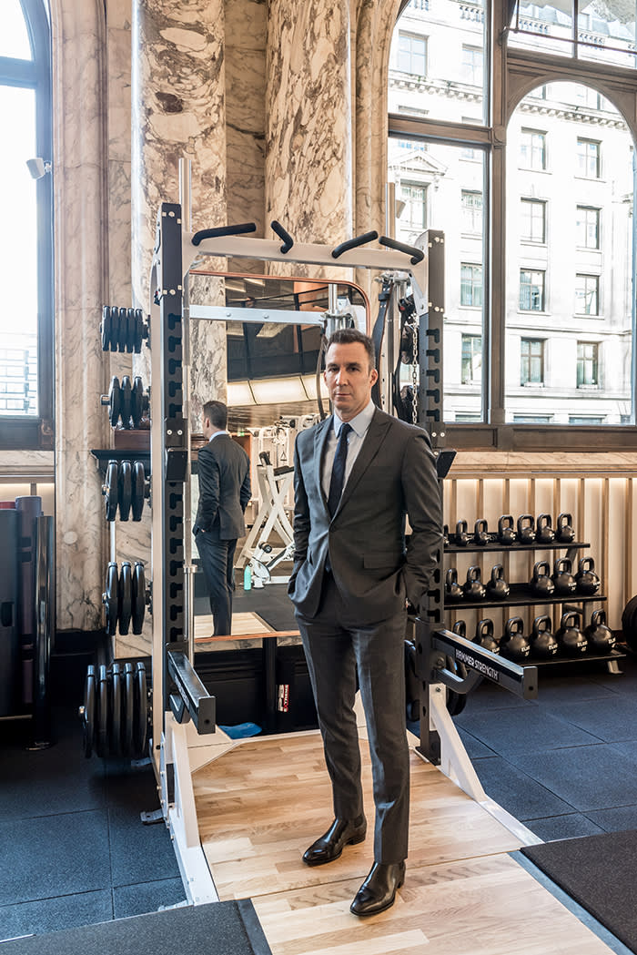 The dumb-bell economy: inside the booming business of exercise   Financial Times