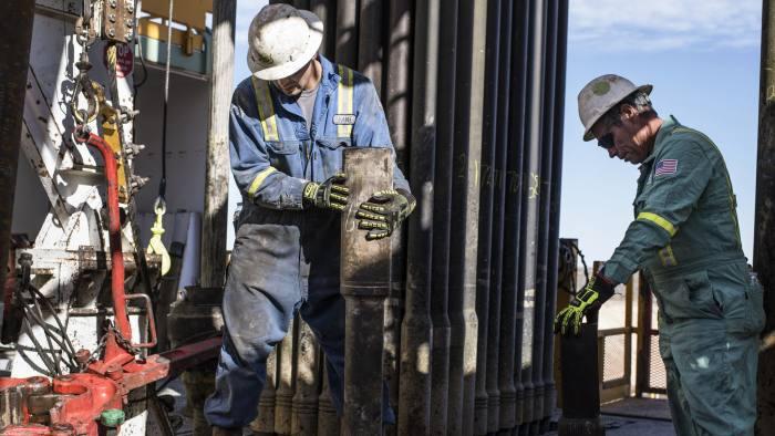 Exxon plans fivefold rise in Permian Basin shale oil