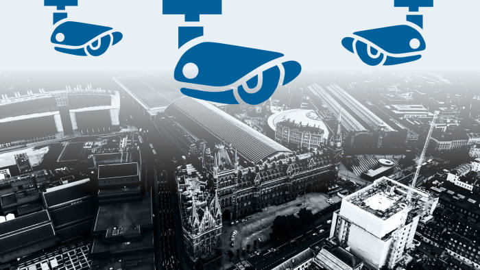 London's King's Cross uses facial recognition in security cameras