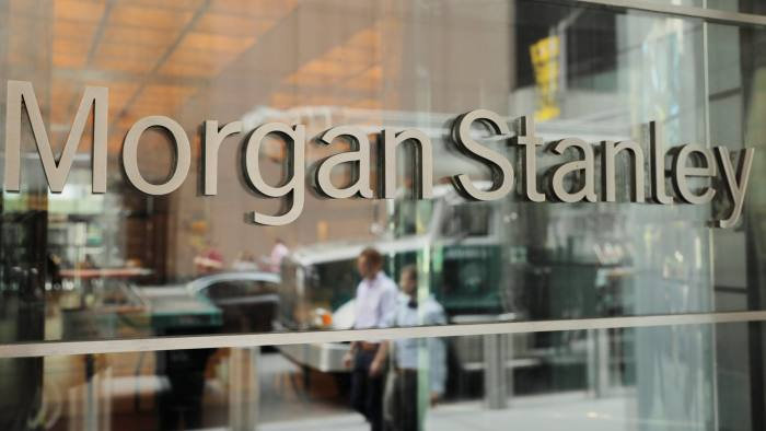 Morgan Stanley's number two executive steps down | Financial Times