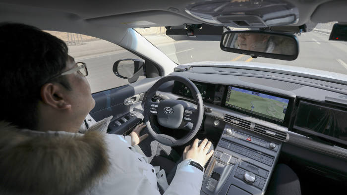 Hackers have self-driving cars in their headlights   Financial Times