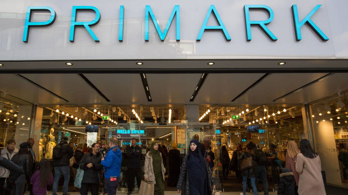 Crowds attend the opening of the world's biggest Primark store in Birmingham. PRESS ASSOCIATION Photo. Issue date: Thursday April 11, 2019. The new shop will create more than 500 new jobs, while 430 colleagues will transfer from the existing New Street store. See PA story CONSUMER Primark. Photo credit should read: Aaron Chown/PA Wire