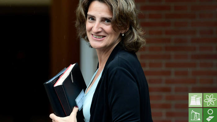 Teresa Ribera, Spain's minister for ecological transition - Getty Images