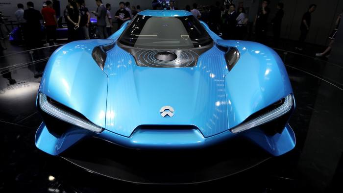 Why The Future Of Electric Cars Lies In China Financial Times