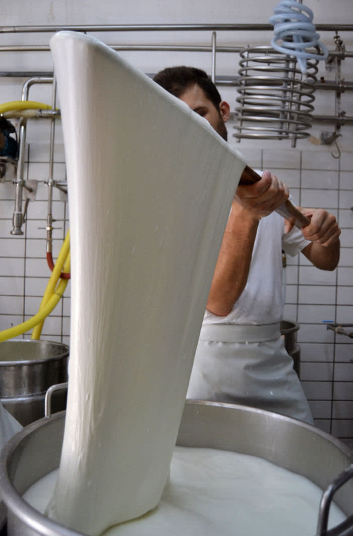 Il Mastello Cheese Factory