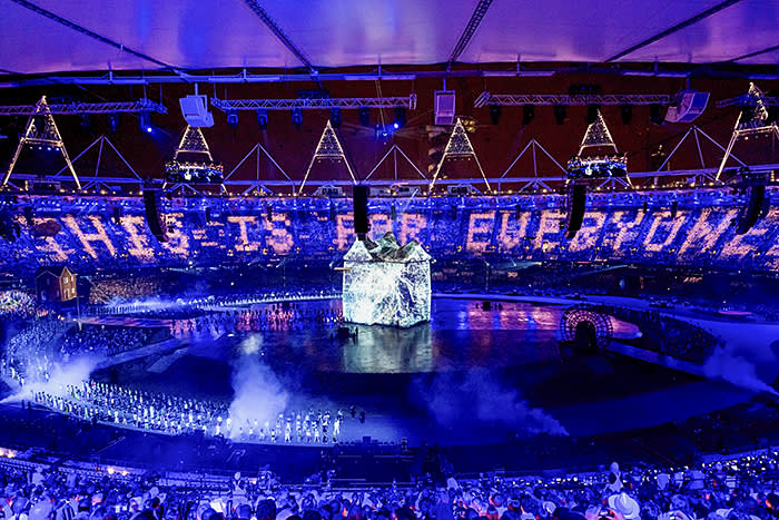 The Xxxth Summer Olympic Games In London 2012: Opening Ceremony