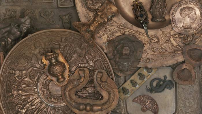 8. Copper type patterns © Victoria and Albert Museum, London