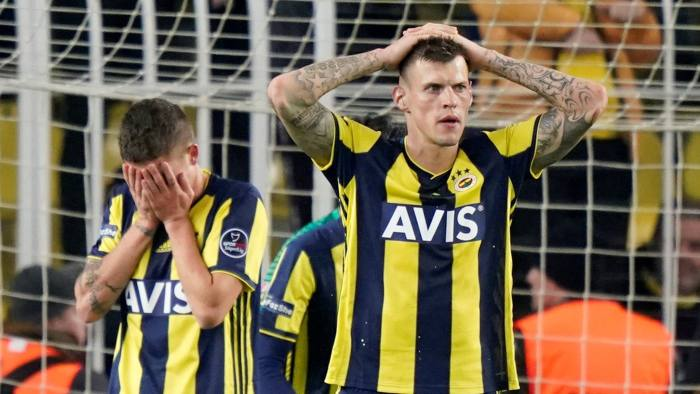 f9f8549f The pressure on Turkish clubs to spend big on top players has led to  signings such as Fenerbahce's £5m purchase of Martin Skrtel from Liverpool  in 2016 © ...