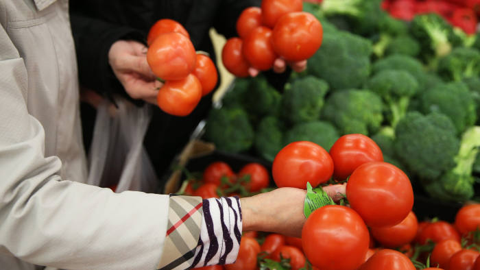 UK food sector seeks rules waiver in event of no-deal Brexit