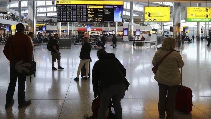 Ferrovial takes €774m writedown on UK unit Amey | Financial Times
