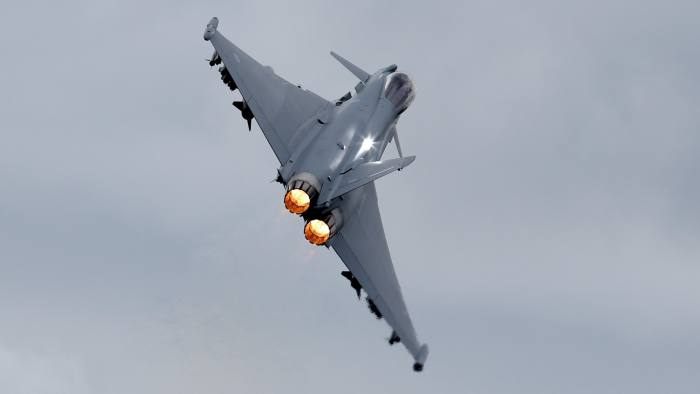 BAE ties up £5bn Qatar deal for Typhoon fighters | Financial