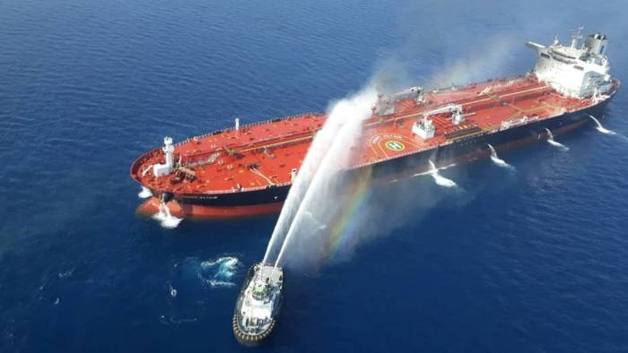 Oil tanker companies spooked by Gulf attacks | Financial Times