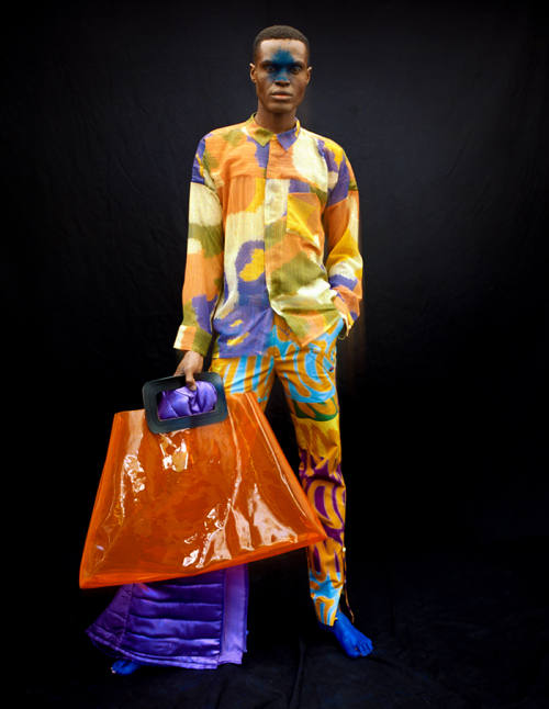 Fashion Label Orange Culture Defies Cliches Of Nigerian Masculinity Financial Times