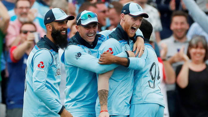 Sky to make Cricket World Cup final free to air if England