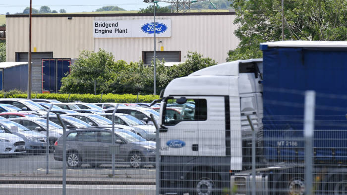 Ford to close UK's Bridgend engine plant in 2020 | Financial