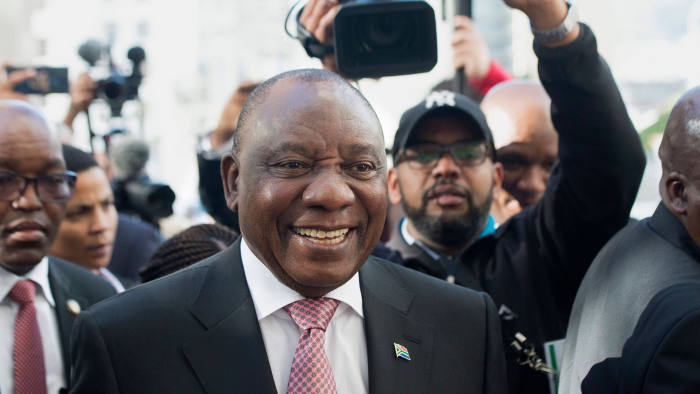 Cyril Ramaphosa Must Find A Way To Make South Africa Fairer Financial Times