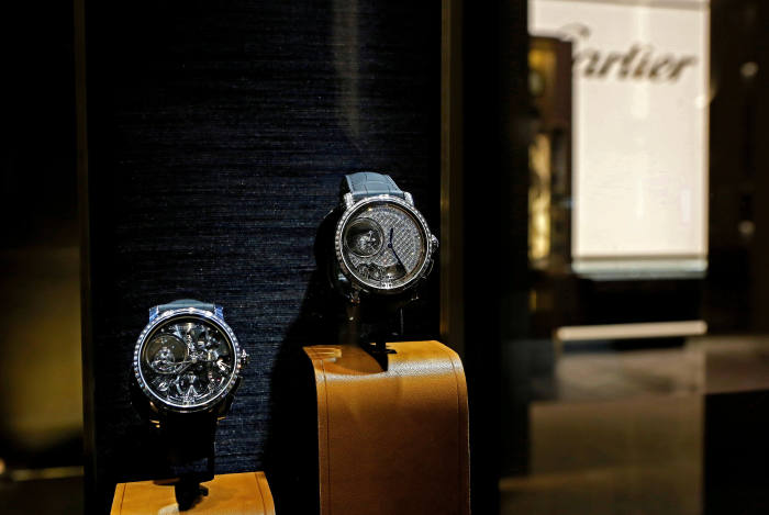 732fb6ea918 Richemont luxury goods group appoints Lambert as chief executive ...