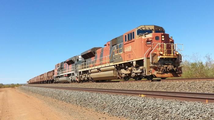 BHP suspends Australian freight trains after derailment | Financial