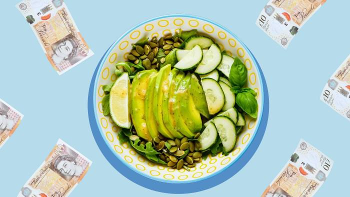 Vegan food - The finances of being a Vegan - Will eating