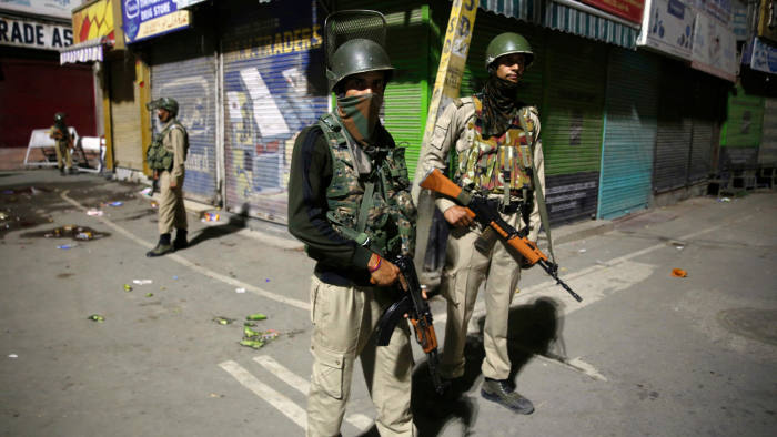 India scraps Kashmir's special status and imposes lockdown