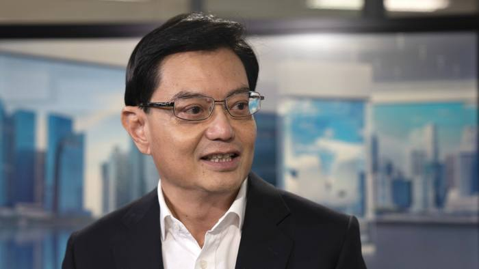 Singapore ruling party picks candidate for next PM