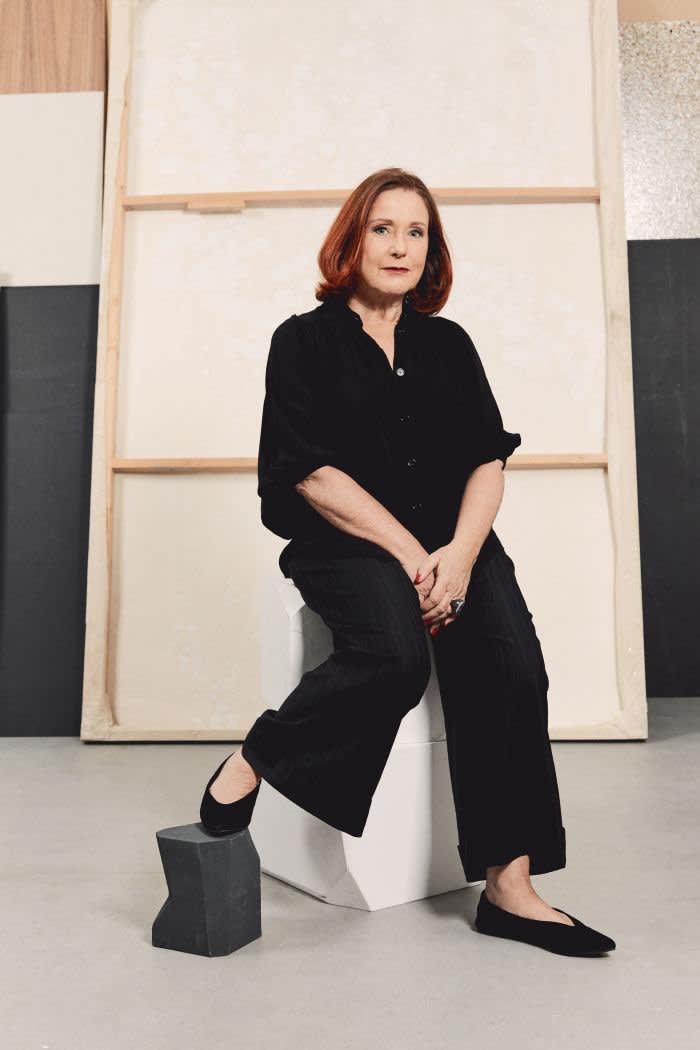Jennifer Flay, director of FIAC. © Max Tetard