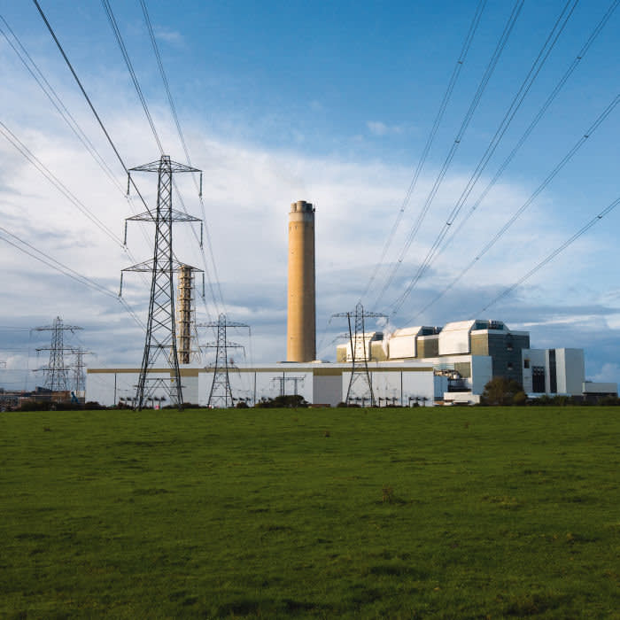 Aberthaw Power Plant FREE PRESS IMAGE