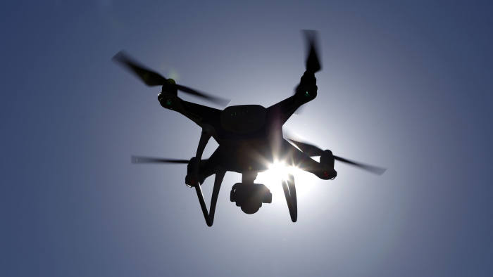 US warns of potential data leaks from Chinese-made drones