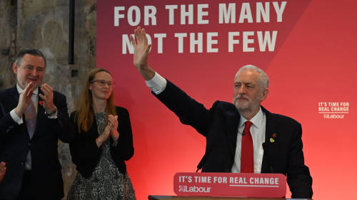 Jeremy Corbyn sets campaign tone by targeting rich individuals | Financial  Times