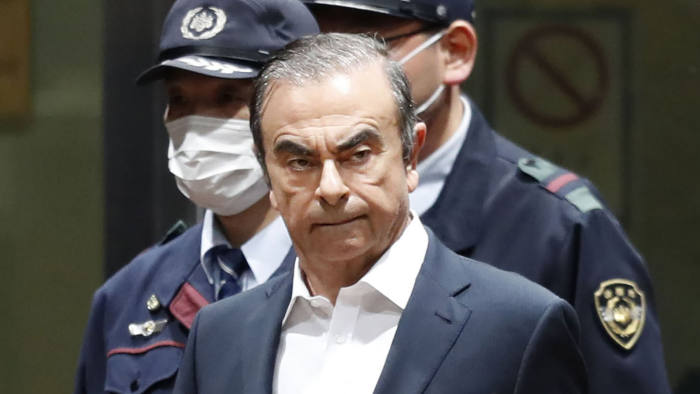 Carlos Ghosn files lawsuit against Nissan and Mitsubishi | Financial